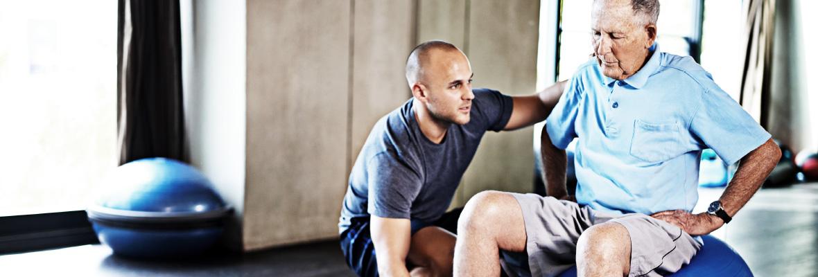 Ausbildung zur Physiotherapeut:in
