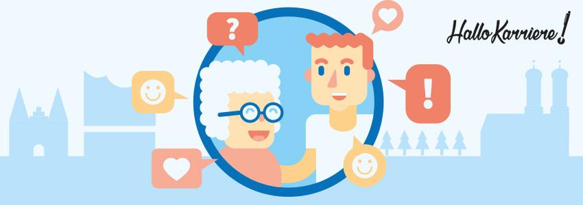 Beruf mit Herz: Deine Zukunft in der Altenpflege