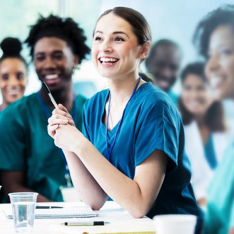 Qualifizierungschancengesetz für geförderte Weiterbildung in der Pflege