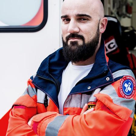 Rettungsdienst Fortbildung - Notfallsanitäter im Dienst