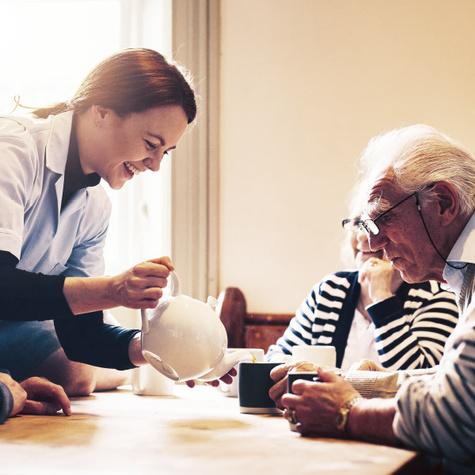 Ausbildung zum Altenpflegehelfer, zur Altenpflegehelferin