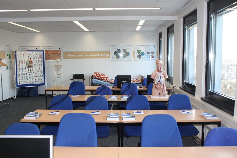 WBS SCHULE Magdeburg Schulungsraum
