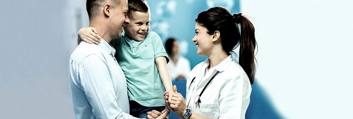 Pflegefachmann oder Pflegefachfrau werden.