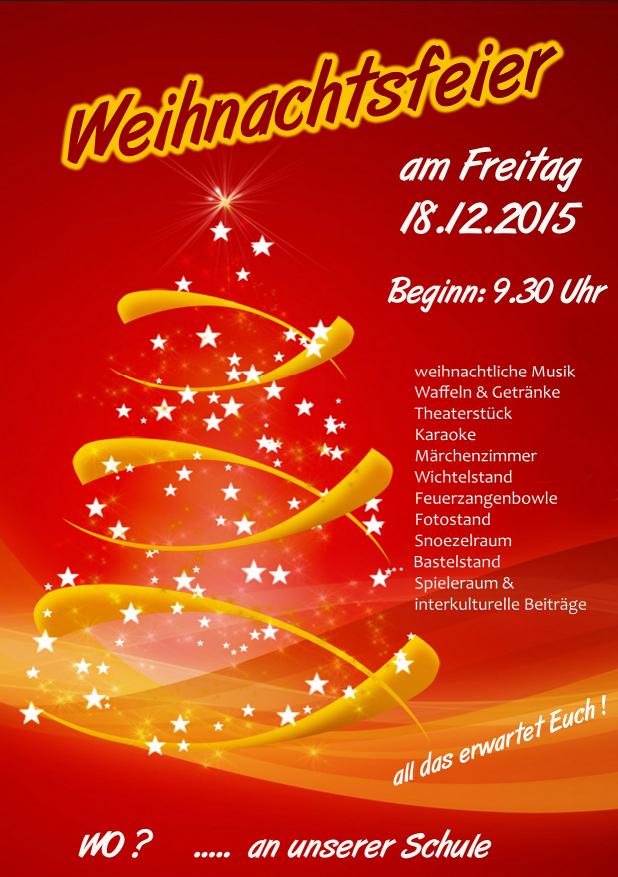 Weihnachtsfeier Theaterstück.Weihnachtsfeier Wbs Schulen Dresden Wbs Schulen